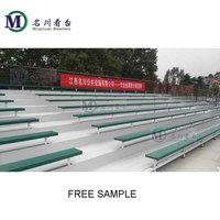 MC 8F Outdoor Metal Structure Bleacher