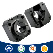 CNC complex machining oil pump parts