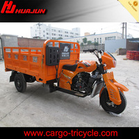 cargo trike motorcycle/3 wheel petrol trike motor/cargo tricycle bike