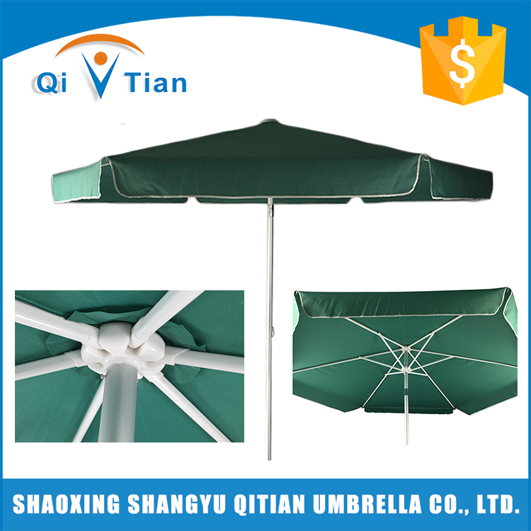 Low price guaranteed quality oem promotional beach umbrella