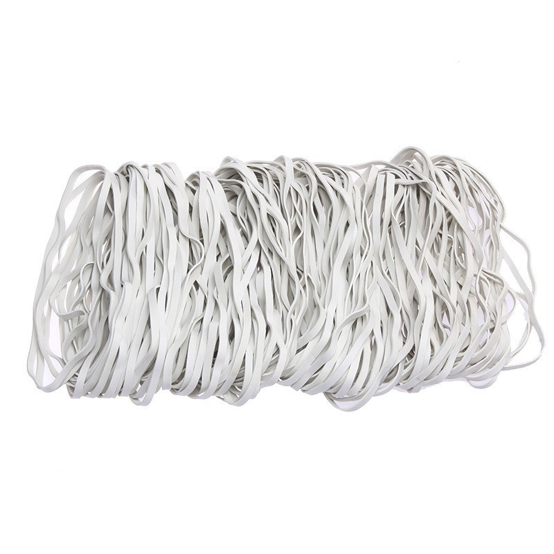 400*5 white Thailand rubber band price