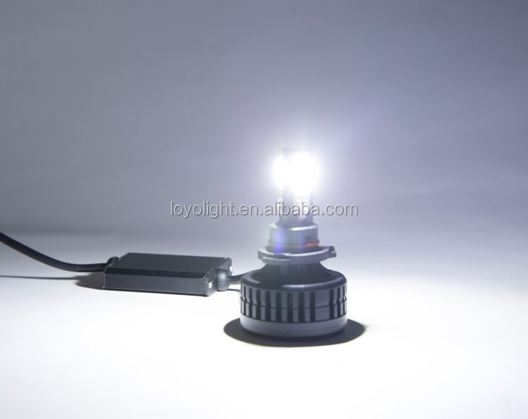 LOYO LED 36W high power cob waterproof headlight for car lighting 24v 9004 9005 90007