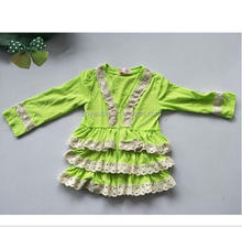 Colors Various Options Children Cardigan Blouse Tops Knit Cotton Outfit For Baby Girl Wholesale Boutique Kids Ruffles Top
