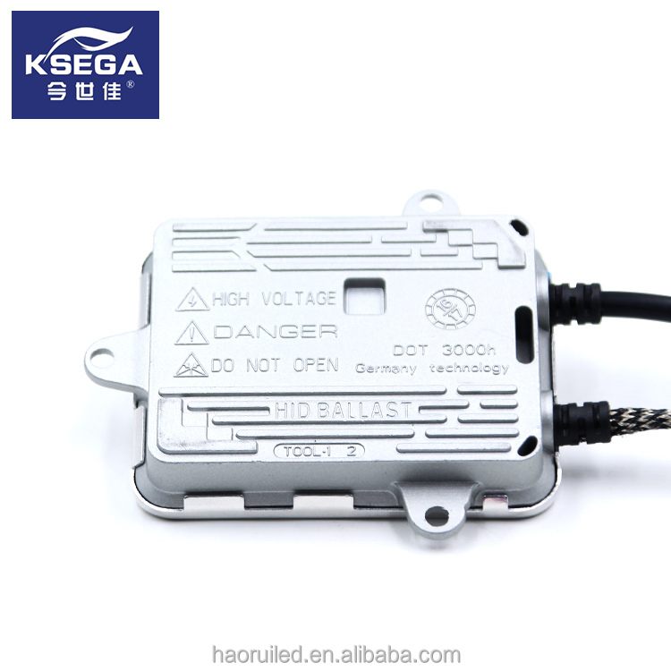 Factory price fast start HID xenon headlight ballast with 35w/55w power