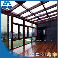 Promotional Various Durable Using Glass Sunroom