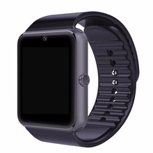 GT08 Bluetooth <strong>Smart</strong> <strong>Watch</strong> For Apple iOS Android Smartphone Wristband SIM TF Card Phone MP3 Smartwatch