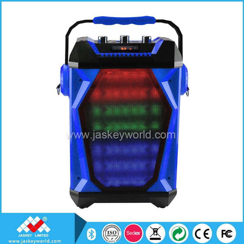 2016 fashion portable stereo digital subwoofer home karaoke speaker