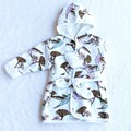 High Quality Soft Touch Baby Velvet Romper