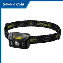 NITECORE NU30 XP-G2 S3 LED Headlamp Flashlight For Gear High CRI Model Outdoor Camping Search Light Rechargeable Headlamp