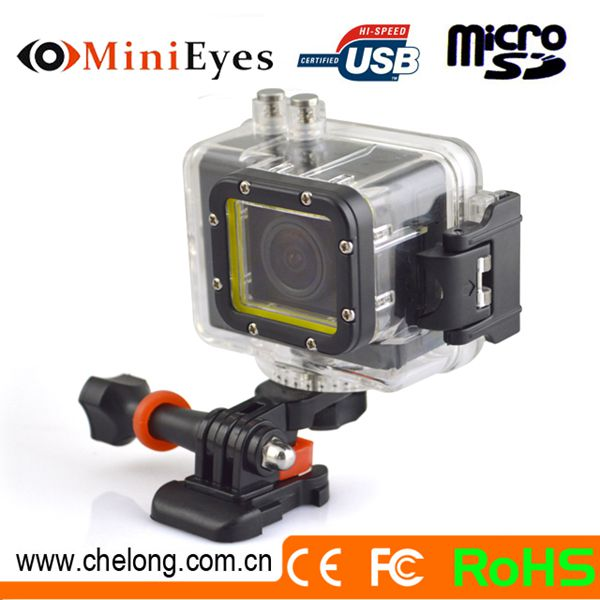 Manufacturer High Speed Recording 1080P Full HD 60m Waterproof minidv camcorder