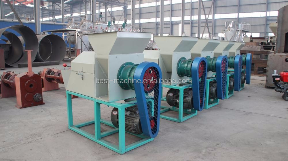Good quality and low oil residue crude palm oil press machine for palm fruit