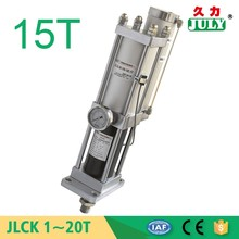 lowest cost China JULY supplier lift hoist cylinder for dumpster