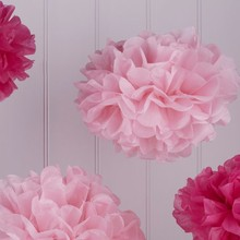 ~~Best Sellers~~Paper Flowers Wedding Wall Decorations