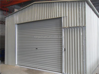 prefabricated garage prices/folding garage car cover