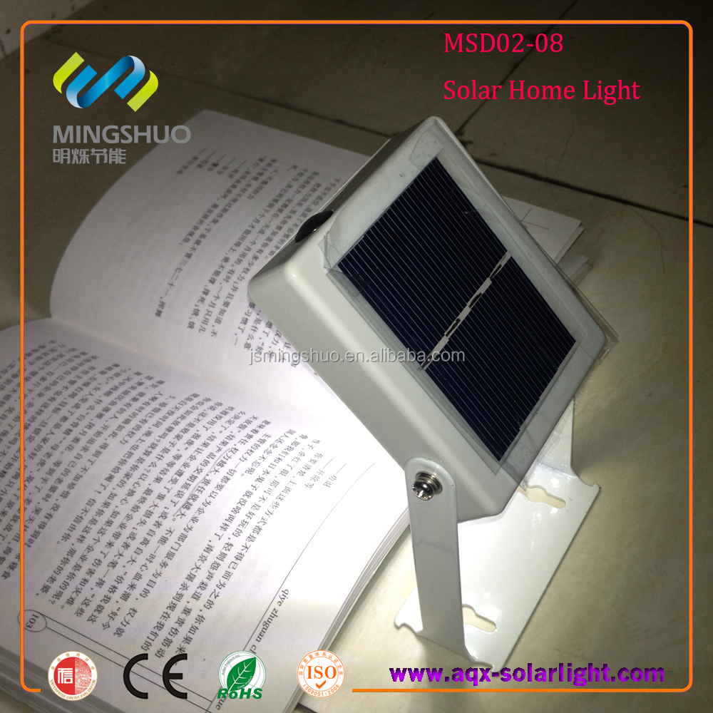 2013 New model small solar home light system with 12SMD Lamp