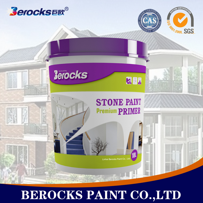 Water-proof granite stone paint/fleck stone spray paint