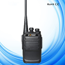 High power 10W professional wireless VHF protable two way radio 2200Mah Li-ion battery