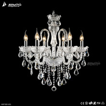 guangzhou hall hand blown locker glass light chandeliers specification