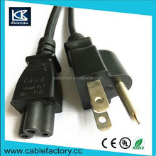 Shenzhen factory L7-15P 10A 125V 3-PRONG Generator TWIST LOCK Power CORD