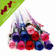Good price eco friendly decoration artificial rose flower