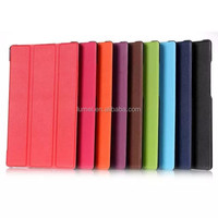 New Arrival Fold Up Scratch Proof Protect Case Cover For Lenovo Tab2 A8