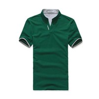 New design Dry Fit Custom Men's polo shirt