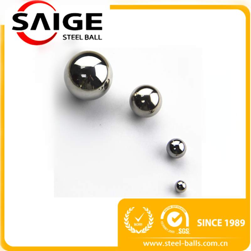 high polish ss 304 solid stainless steel balls