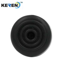 Customized Durable Round Plastic Bed Sofa Legs Feet