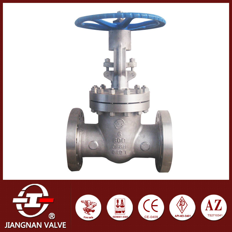 gate valve pn16 russia bolted bonnet