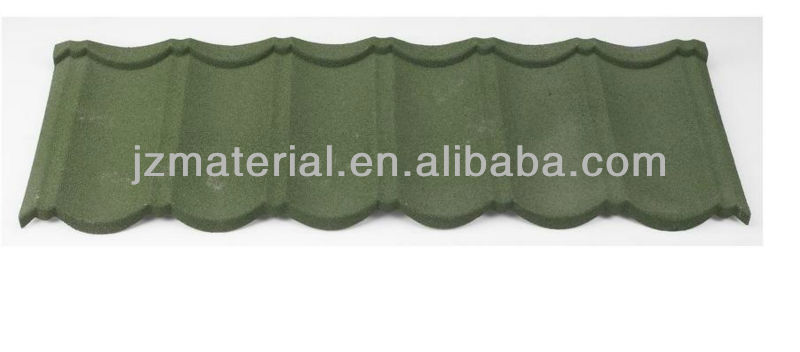 Ceramic roof tiles /SONCAP colorful stone coated metal roofing shingles/30-50 Years Lifetime Roof Sheets