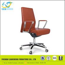 reclining office funiture, high end import office chair, color optional conference chair