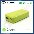 5600mah new model dual electronic core power bank efficiently charge