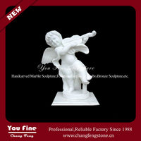 Marble Stone Life Size Angel Statue