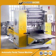 machine line v fold hand towel machine
