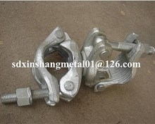 2''x2'' Galvanized Swivel Scaffold Clamp With USA Standard