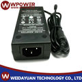 CE UL SAA PSE GS 24V 2A AC DC adapter supply