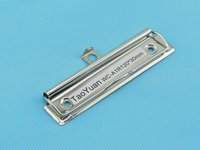 china stationery market metal accessory chain hang tag for pp folder