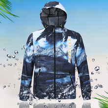 High Quality Water Proof Dir Fit 100 Polyester Long Sleeves Sport Jackets For <strong>Man</strong> Sublimation Print Tops