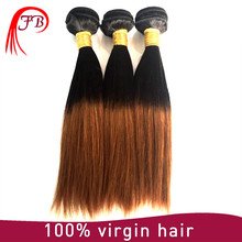 xuchang hair factory weave #30 color human hair extension ombre
