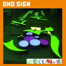 2015 New LED Advertising High Brightness Neon Letter Signs
