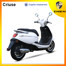 ZNEN MOTOR -- Criuse 2017 new model 50CC with e-carburetor and 125CC with EFI technology in Euro4 standard