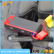 12000mAh Power Bank Car Jump Starter/booster Mini&Portable Battery Charger for Cellphones&Laptops&Car jump start