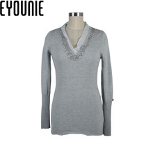 new style wool handmade women sweater design for girl