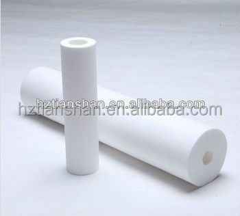 pp sediment melt blowning/ spun water filter cartridge for wastewater treatment