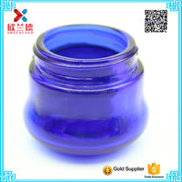 wholesale 30ml cobalt classical round medicated cream jar