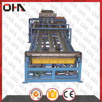 Rectangular smart line V,,automatic system for ducting fabrication