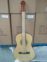 (FC81) OEM guitar wholesale China musical instruments cheapest classic guitar