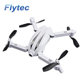 Flytec T13 3D WIFI FPV 720P Wide Angle HD Foldable Arm Pocket RC Quadcopter Drone Com Camera Altitude Hold Aircraft White