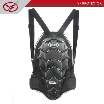 New Motorcycle Bicycle Skateboarding Sports BACK PROTECTOR Body Armor back support