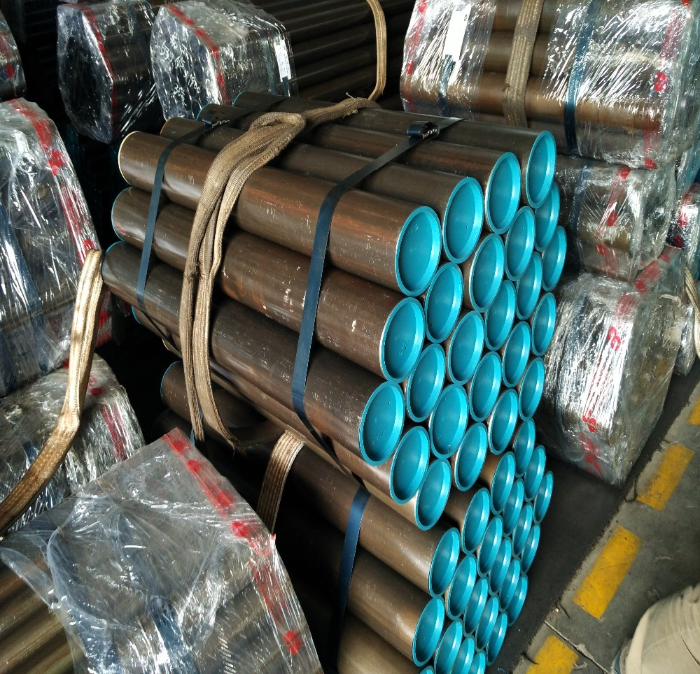 ISO 9001 Approved EN10305-1 Seamless Round Hydraulic Cylinder Honed Tube